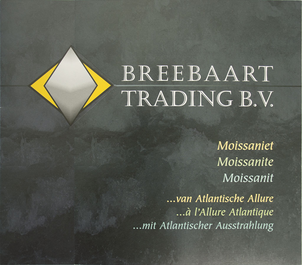Breebaart Brochure - 2000